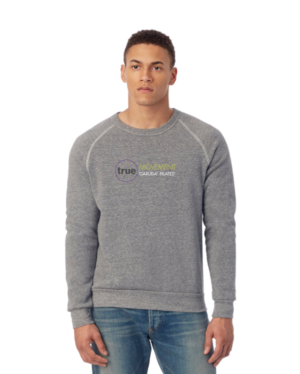 Eco Grey Sweatshirt